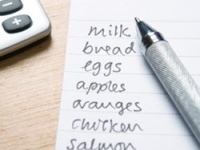 Thumbnail image for How To Create A Grocery Shopping List That Saves You Serious Cash
