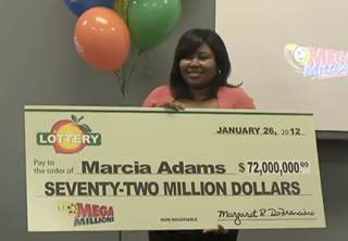Post image for $72 Million Lottery Winner Says She'll Stay At Her Job. Would You?